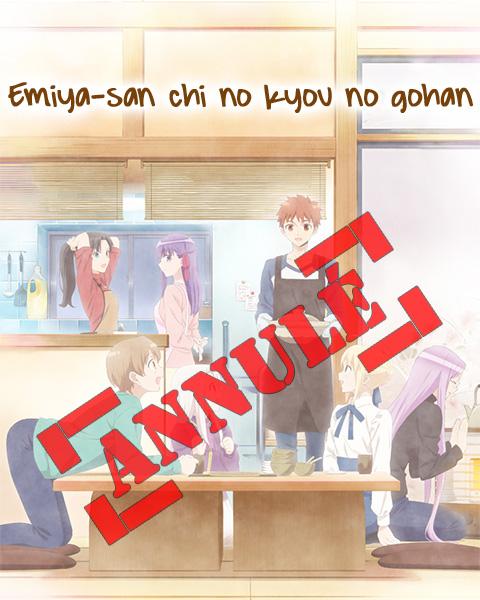 Bannière Emiya-san chi no kyou no gohan