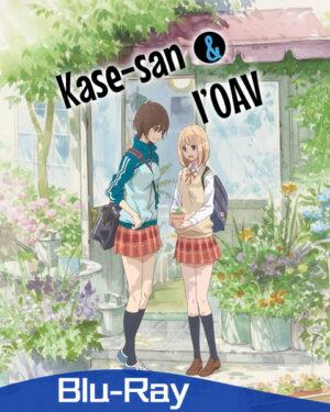 Bannière BD OAV Kase-san