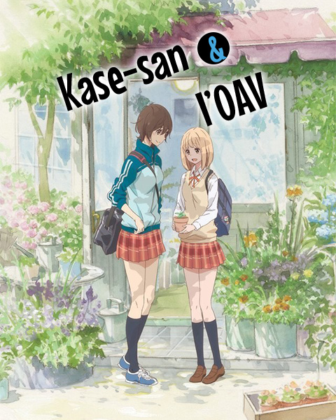 Bannière Kase-san OAV