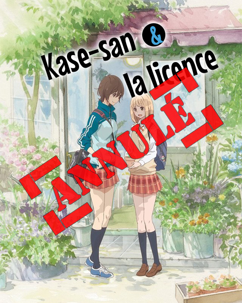 Bannière Kase-san Manga