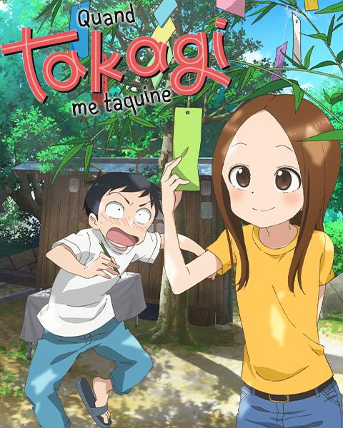 Bannière Takagi-san