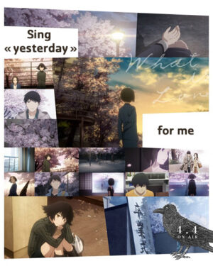 Bannière Sing «Yesterday» for me